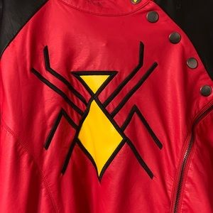 Marvel Jackets & Coats - We Love Fine/Marvel Spider-Woman moto jacket, 3XL